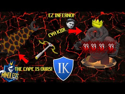 Ikov | Inferno Boss Kill | We Got The Cape! | + Tips For You!