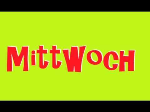 Weihnachtslieder Verarschung.Kitalied Kindergarten Lied Kita Lied Kindergartenlied Wochentage Lied By Bommel Und Die Bömmelchens