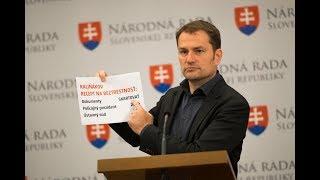 Milióny eur sú na správnych účtoch a Kaliňák je vysmiaty