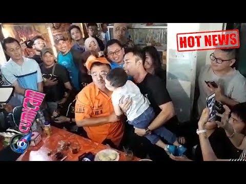 Hot News! Bertemu Hotman Paris, Reaksi Rafathar di Luar Dugaan - Cumicam 10 Februari 2018