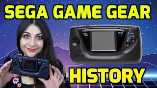 The History Of The Sega Game Gear