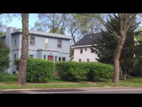 Bob Dylan's Childhood Home in Hibbing