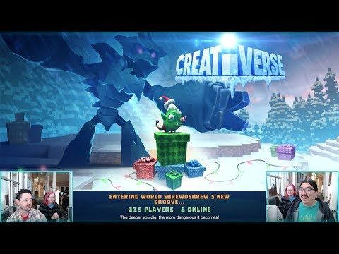Sneak Preview: Creativerse Winter Update (R50!!!)