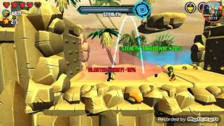 Ninjago Skybound app gameplay level 6
