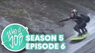 SUPsquatch & Super Slides | Who is JOB 6.0: S5E6