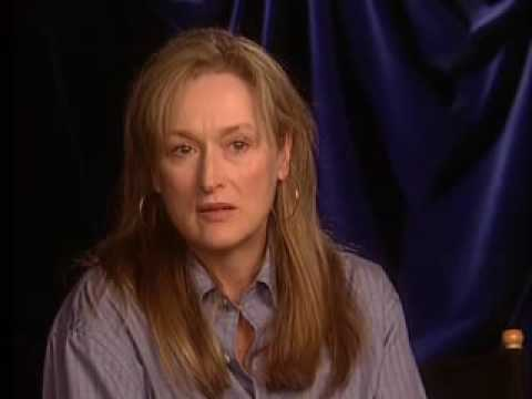 Meryl Streep - Interview for 'The Hours'