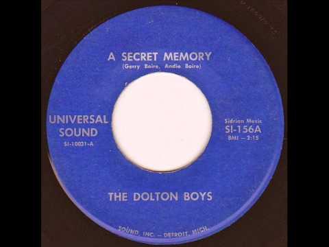 [Teener] Dolton Boys - A Secret Memory (Universal Sound 156 A) 1967