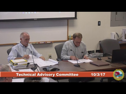 Technical Advisory Committee 10.3.2017