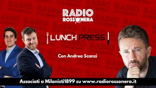 20-01-2021 Lunch Press (in coll. Andrea Scanzi)