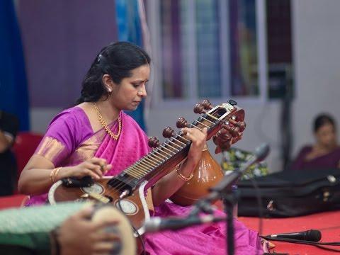 Dr Jayanthi Kumaresh - Saraswathi Veena - Begada Ragam