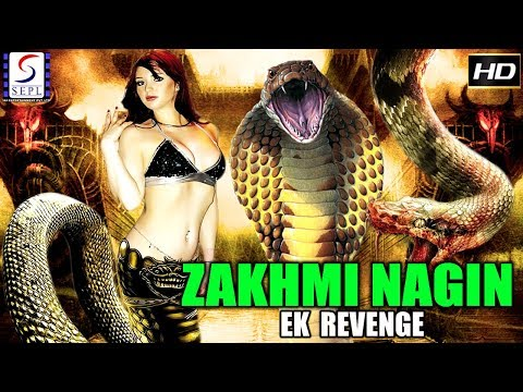 Zakhmi Nagin - Ek Revenge l (2018) South Action Film Dubbed In Hindi Full Movie HD l