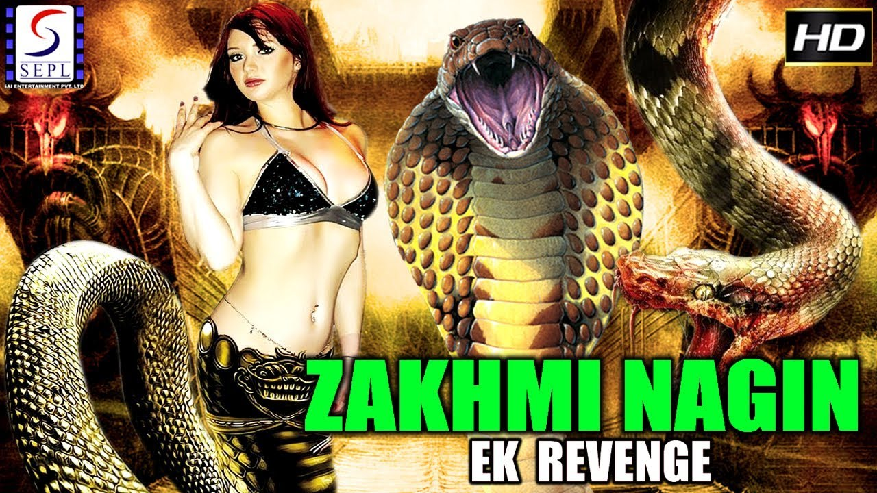 Zakhmi Nagin - Ek Revenge L 2018 South Action Film -9695