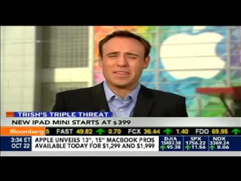 Jonathan Geller of BGR.com Discusses iPads on