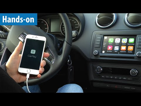 Apple Carplay Erklärvideo / Hands-on | deutsch / german