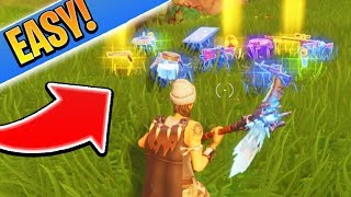 How to get The BEST LOOT For EASY KILLS/WINS! How to Win in Fortnite Season 5! (Xbox/Ps4 Tips)