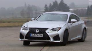 Lexus RC F: Japanischer M4 - Die Tester | auto motor und sport