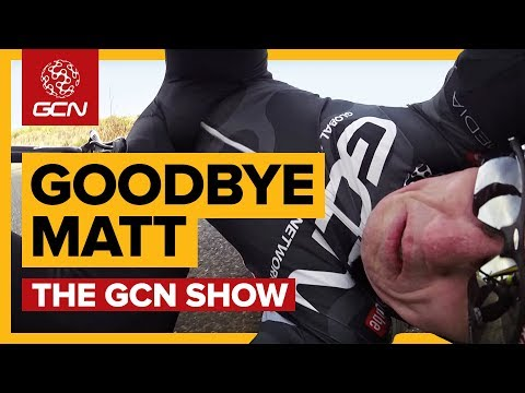 Worst Cycling Kit Ever?! Plus Matt Leaves GCN | The GCN Show Ep. 276