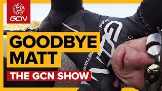 Worst Cycling Kit Ever Plus Matt Leaves GCN  The GCN Show Ep 276