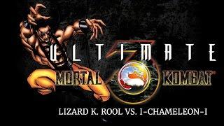 Ultimate Mortal Kombat 3 Matches Lizard K Rool Vs I Chameleon I PS3