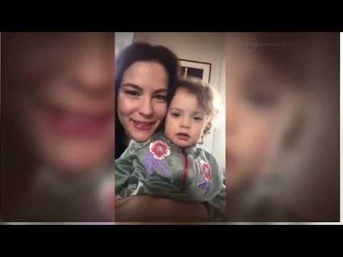 Too cute! Liv Tyler's kids wish Steven Tyler happy birthday
