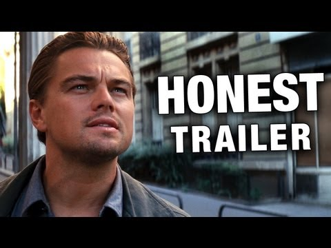 Honest Trailers  Inception