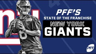 PFF's State of the Franchise: New York Giants | PFF