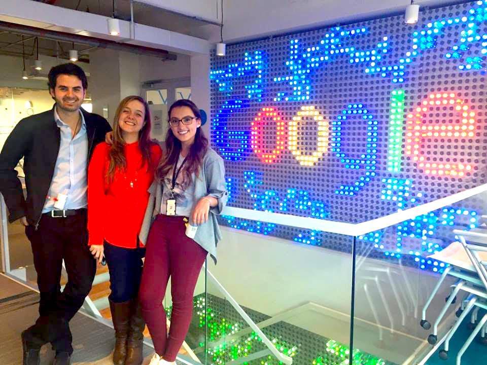 Vlog oficinas de google en bogot br jula de la moda by for Oficinas bimbo bogota