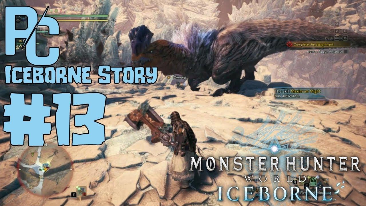 Monster Hunter World Iceborne PC - [Iceborne Story ...