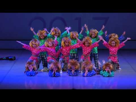 """Видео """"Отчетный концерт (дети) 3 июня 2017 г. в Концертном зале отеля Санкт-Петербург"""" Детские эстрадные танцы."""