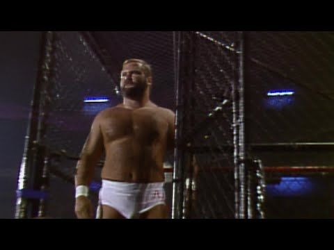 Arn Anderson reflects on WarGames' awe-inspiring and unforgiving double cage