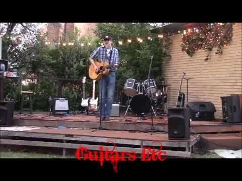 "Tanner Sparks at Guitars Etc ""Me and My Kind"" Cover"