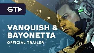 Vanquish & Bayonetta - 10th Anniversary Bundle Official Launch Trailer