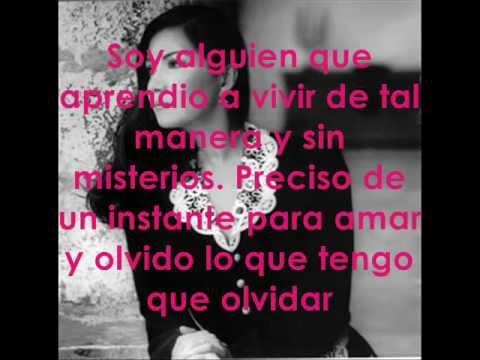 Ana Gabriel Soy Como Quise Ser(Letra)