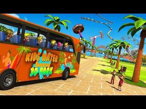 키즈 워터 어드벤처 3D 파크 홍보영상 :: 게볼루션