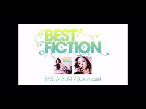 安室奈美恵 / Best Album「BEST FICTION」15sec TV-SPOT②