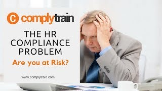 HR Compliance Issues - Are You at Risk?