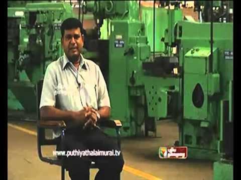 WORTH Trust in Puthiya Thalaimurai TV Channel (Tamil)