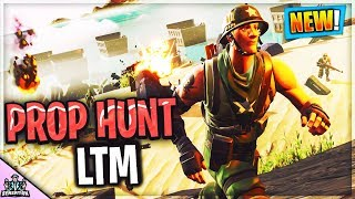 *NEW* PROP HUNT & BEACH ASSAULT LTM IN FORTNITE...