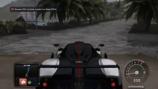 Gameplay TDU 2 PC |Italian Cars| 458 Italia- F12Berlinetta - Paganni Zonda Cinque|