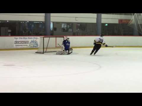 Adam Finch shootout goal