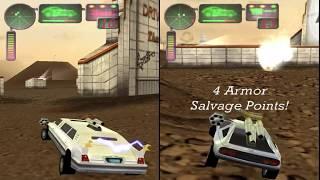 Vigilante 8 2nd Offense CO-OP gameplay part 1