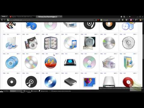 Quick video - Creating cloud MP3 icon