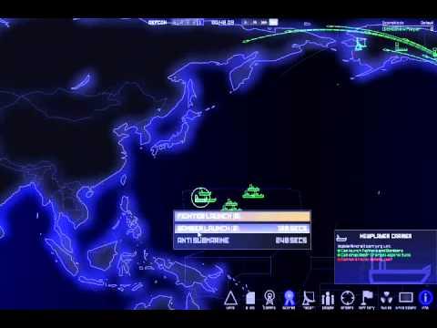Simulasi Peperangan Nuklear