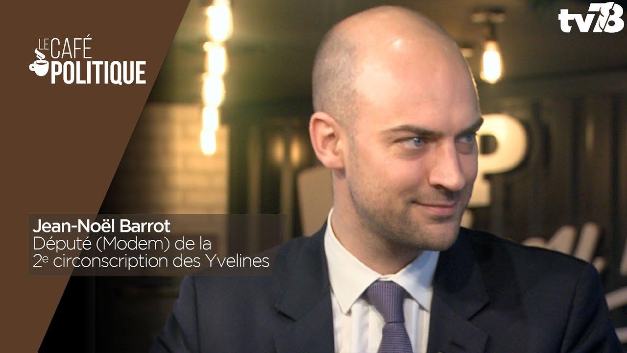 Café Politique n°58 – Jean-Noël Barrot, Député (Modem) de la 2ème circonscription des Yvelines