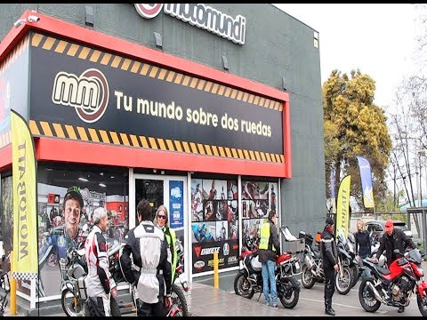Motomundi Store / English version.