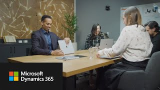 Sell smarter with Microsoft Dynamics 365 and Office 365