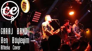 Garaj Band - Ben Böyleyim - SPR Performans Sahnesi - Live (Athena Cover)