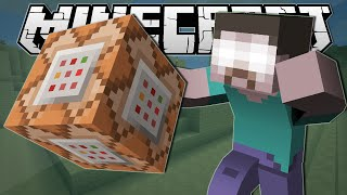 Minecraft | SUMMONING HEROBRINE!! (Summon, Destroy & Become Herobrine!) | One Command Creation