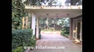 Farm House in Asola Farms Delhi South Radhe Mohan Drive sell buy rent house rent villafarms com
