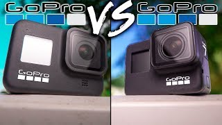 GoPro Hero 8 Black VS GoPro Hero 7 Black!  Is it Time to Upgrade?